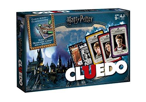 Cluedo Harry Potter Collectors Edition (neues Design)