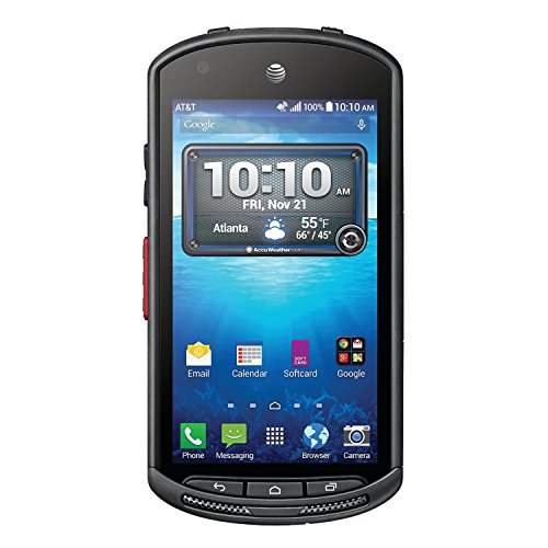 Kyocera DuraForce E6560 16GB Unlocked GSM 4G LTE Military Grade Smartphone w/ 8MP Camera -...