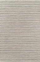 Momeni Rugs MESA0MES-3NAT3656 Mesa Collection 100% Wool Hand Woven Flatweave Transitional Area Rug 3'6 x 5'6 Natural Brown [並行輸入品]