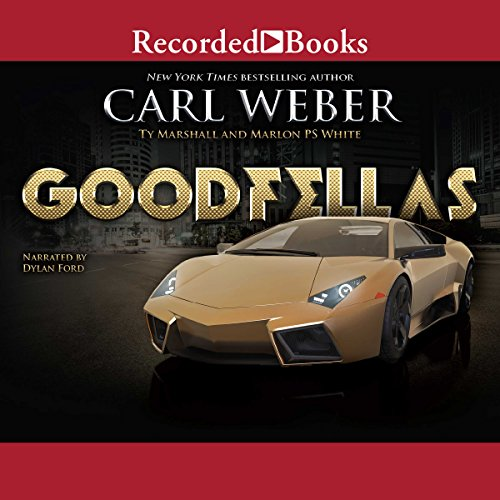 Goodfellas audiobook cover art