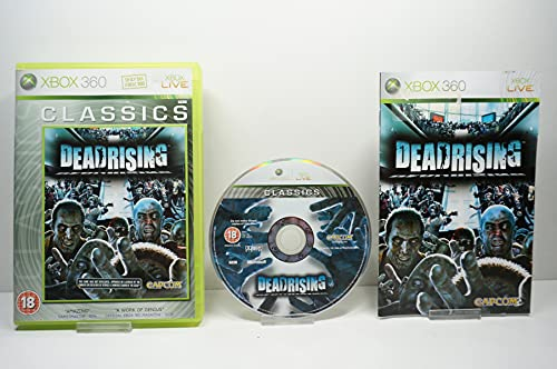 Dead Rising (Xbox 360) [Importación inglesa]
