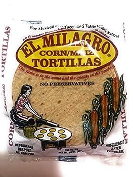 Milagro Corn Tortilla 10 oz one bag