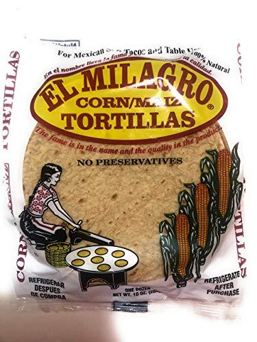 Milagro Corn Tortilla 10 oz, one bag