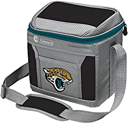 NFL Soft-Sided Insulated Cooler and Lunch Box Bag