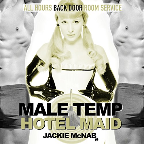 Male Temp: Hotel Maid audiobook cover art