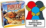 Queen Games Pioneers Board Game