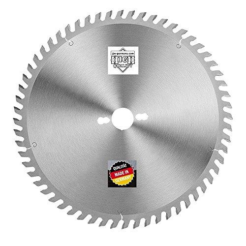 jjw-germany HM – Kreissägeblatt Daria 350 x 30 Z= 72 DH für beschichtete Platten, 1 Stück, 4250980692085