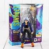 VNNY Alta qualità Anime Trunks Figuart Dragon Ball Z Dragonball PVC Figure Toys