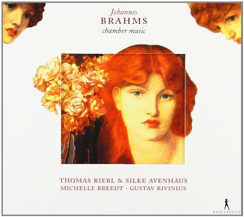 Johannes Brahms: Klaviertrio Op. 114 / Zwei Gesänge op. 91 / Sonaten op. 120 Nr. 1 & 2