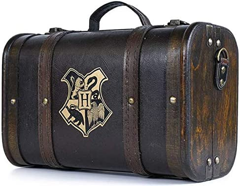 Ba/úl de Almacenamiento Hogwarts Trouble Finds Me con Licencia Oficial HARRY POTTER GP85536