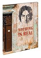 Lennon Streetart - Nothing is real