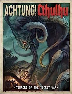 Achtung! Cthulhu RPG: Terrors of the Secret War