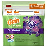 Gain Flings Laundry Detergent Pacs 14 Count