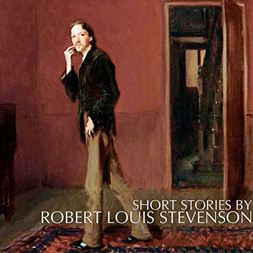 Short Stories by Robert Louis Stevenson audiobook cover art