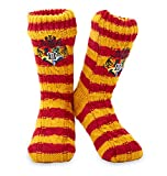Harry Potter Winter Socken - 1 Paar Flauschige Kuschelsocken - One size