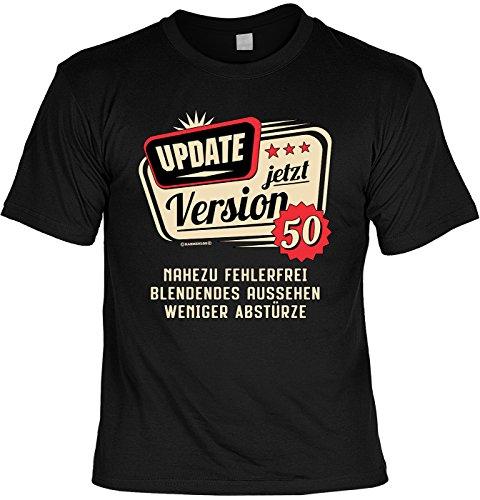 tolles T-Shirt zum 50. Geburtstag - Leiberl Papa Geschenk zum 50 Geburtstag 50 Jahre Geburtstagsgeschenk 50-jähriger So gut Sieht Man mit Baujahr 1970 aus (XL, Update 50)