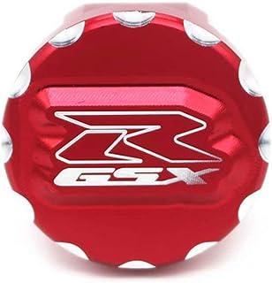 Tapón tornillo de aluminio CNC de llenado de aceite para Suzu-ki GSX-R 600 750 1000 1100