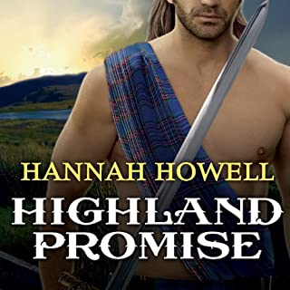 Highland Promise audiobook cover art