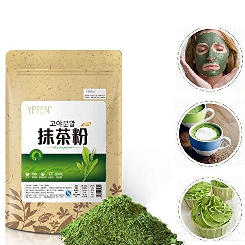 KeKeandYaoYao Matcha poeder gestoomde groene thee bakken ingrediënt gezonde maaltijd vervanging 100g