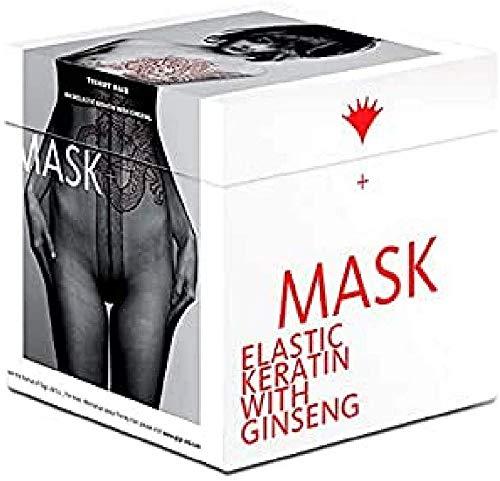 Trendy Hair Mask Elastic Keratin With Ginseng 500 ml - 500 ml