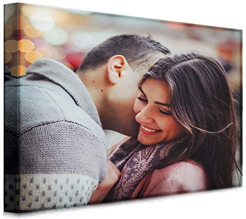 lightbox-multicolor.com LED Bild – Ihr eigenes Motiv – Foto als Leuchtbild – 100 x 70 cm – Front Lighted – Made IN Germany