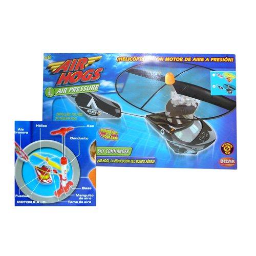 Air Hogs Elicottero con motore ad aria a pressione
