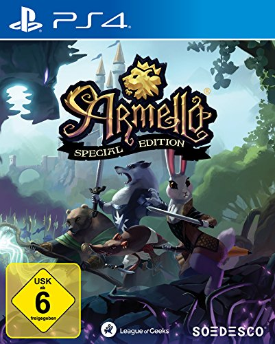 Armello Special Edition - [PlayStation 4]