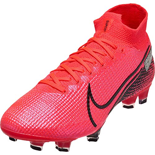 Nike Superfly 7 Elite FG, Trail Running Shoe Unisex-Adult, Multicolor, 39.5 EU