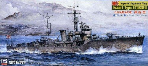 ピットロード 1/700 日本海軍 海防艦 択捉型 SPW21