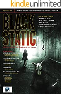 Black Static #18 (Black Static Magazine)