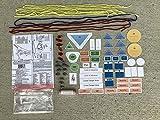 ROTC Products Army Platoon Terrain Model Kit (TMK)