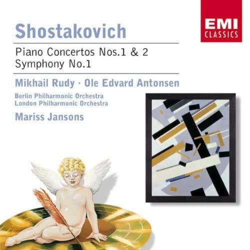 Mikhail Rudy/Berliner Philharmoniker/Mariss Jansons