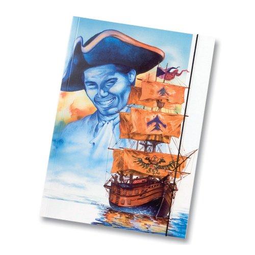 Folia Bringmann Sammelmappe Pirat/6956