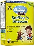 Sniffles'N Sneezes 4Kids 125 Tabs