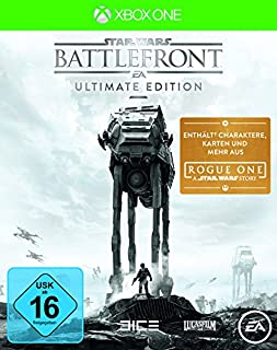 Star Wars Battlefront - Ultimate Edition - [Xbox One] (B01M68Z0NH) | Amazon price tracker / tracking, Amazon price history charts, Amazon price watches, Amazon price drop alerts