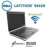 Dell Latitude E6420 Core i5-2520M 2.5GHz 4GB 250GB DVD±RW NVIDIA Optimus 14' LED Laptop Windows 7 Professional w/6-Cell Battery