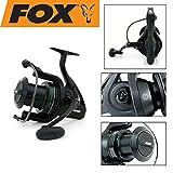 Fox FX11 Reel Rolle zum Karpfenangeln, Angelrolle zum Karpfenfischen