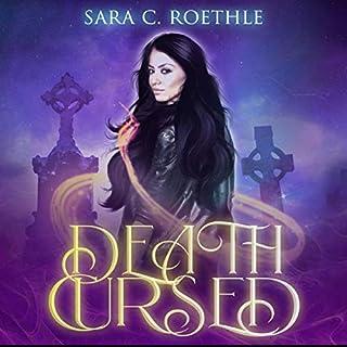 Death Cursed audiobook cover art