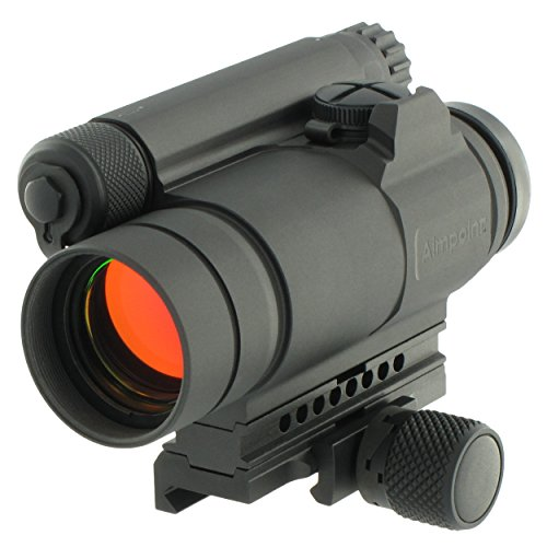 Aimpoint CompM4 Red Dot Reflex Sight with Mount and Spacer - 2 MOA - 11972
