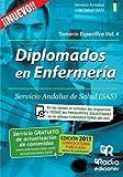 Diplomados en Enfermería del SAS. Temario específico. Vol. 4 (OPOSICIONES)