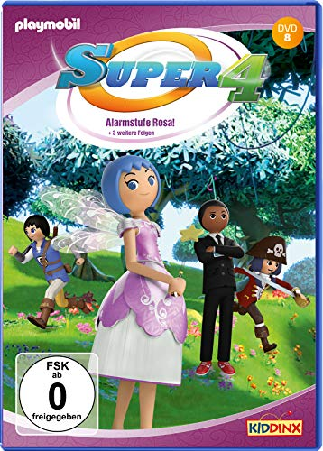 DVD 8: Alarmstufe Rosa!