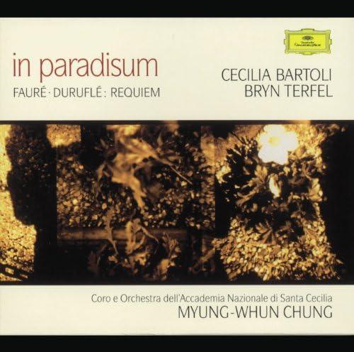 Cecilia Bartoli, Bryn Terfel, Orchestra dell'Accademia Nazionale di Santa Cecilia, Myung-Whun Chung & Coro dell'Accademia Nazionale Di Santa Cecilia