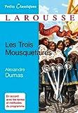 Les Trois Mousquetaires (Petits Classiques Larousse t. 100) - Format Kindle - 2,99 €