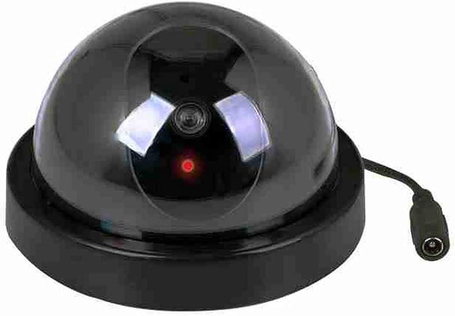 GAOERJI - Cámara Esférica Análoga de Vigilancia 220V Antirrobo Impermeable con Luz