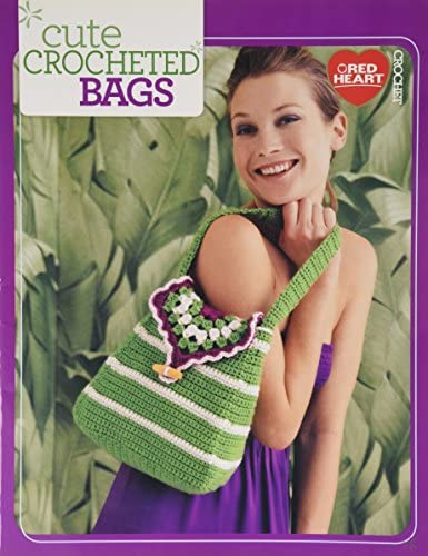 Cute Crocheted Bags Whether you Need a New Tote Market or Beach Bag this Booklet has some Great product image