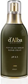 D'ALBA Peptide No-Sebum Repair Cream 50 ml. / 1.69 fl.oz. K-beauty