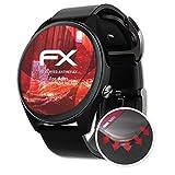 atFoliX Schutzfolie kompatibel mit Asus VivoWatch SP HC-A05 Folie, entspiegelnde & Flexible FX Bildschirmschutzfolie (3X)