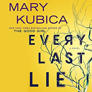 Every Last Lie audiobook cover art