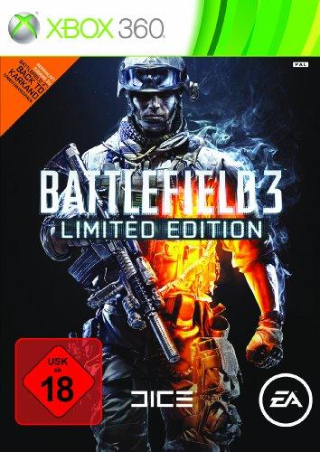 Battlefield 3 - Limited Edition [Importación Alemana]