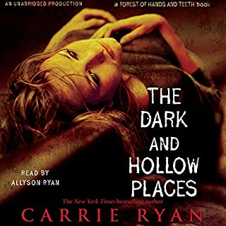 The Dark and Hollow Places cover art